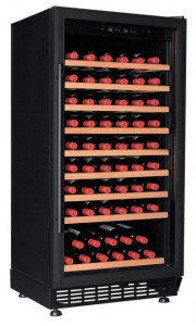 Wine cooler (80 bottles - 2 zones)