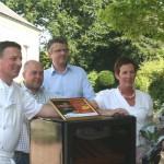 De Pastorie (B) wint Restaurantweek Belgie en ontvangt een wijnklimaatkast PT-S 80 WK