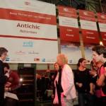 Antichic wint Restaurantweek maart 2010 en ontvangt een PT-S 200 WK