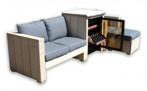 Beer-lounge set