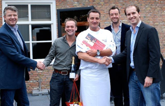 Cooling.nl | Uitreiking restaurantweek augustus 2009