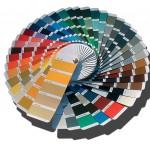 Alle kleuren mogelijk (hout en kussens)