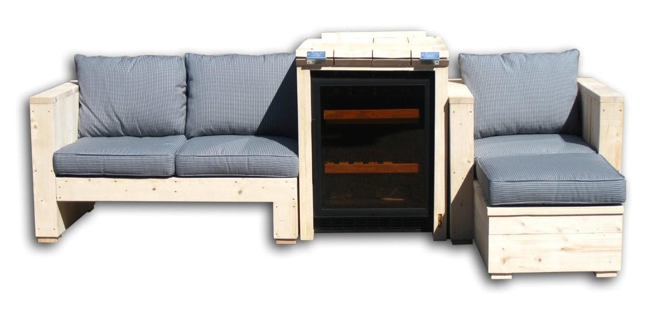 cigar-loungeset (loungeset with humidor)