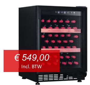 Wijnklimaatkast wijnkoelkast PT-S 40 WK (2 temperaturen)